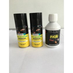 Pack Anti Insectes Valant et Rampant
