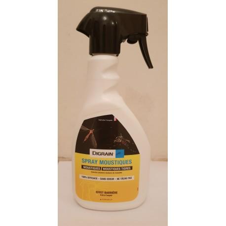 Spray anti moustiques